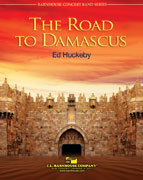 Road To Damascus, The - Partitur Grossformat