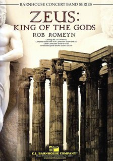 Zeus: King Of The Gods - Set (Partitur + Stimmen)