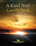 Kind And Gentle Soul, A - Partitur Grossformat