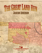 Great Land Run, The - Partitur