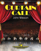 Curtain Call - Partitur Grossformat