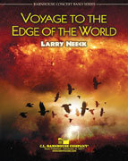 Voyage to the Edge of the World - Partitur