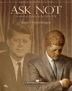 Ask Not - Set (Partitur + Stimmen)