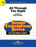 All Through The Night - Set (Partitur + Stimmen)