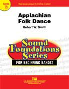 Appalachian Folk Dance - Partitur