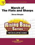 March of the Flats and Sharps - Partitur
