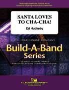 Santa Loves To Cha-Cha! - Partitur