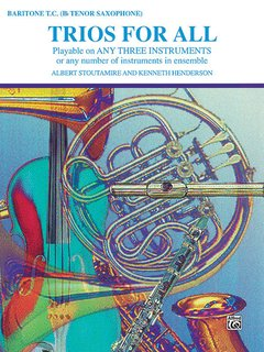 Trios for All (Bassschlüssel-Instrumente)