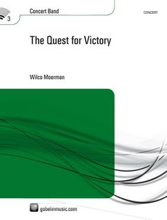 The Quest for Victory - Partitur