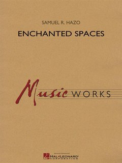 Enchanted Spaces - Set (Partitur + Stimmen)
