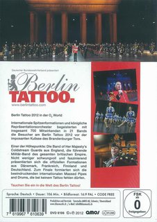 Berlin Tattoo 2012