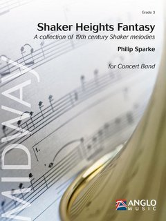 Shaker Heights Fantasy - Partitur