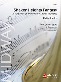 Shaker Heights Fantasy - Set (Partitur + Stimmen)