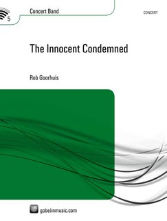 The Innocent Condemned - Set (Partitur + Stimmen)