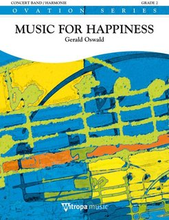 Music for Happiness Partitur