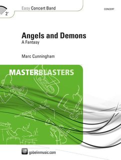 Angels and Demons - Set (Partitur + Stimmen)