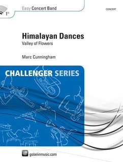 Himalayan Dances - Partitur