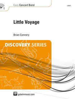 Little Voyage - Set (Partitur + Stimmen)