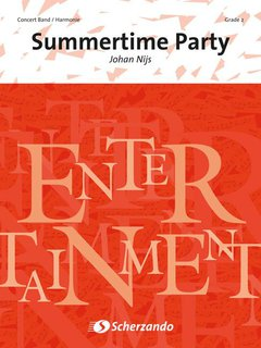 Summertime Party - Set (Partitur + Stimmen)
