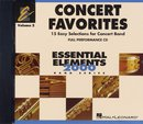 Concert Favorites Vol. 2 - Mitspiel-CD