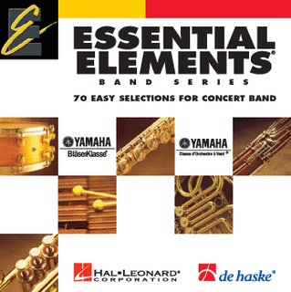 Essential Elements Band Series