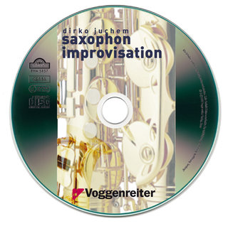 Saxophon Improvisation (mit CD)