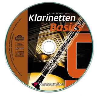 Klarinetten-Basics (mit CD)
