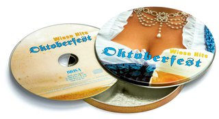 Oktoberfest - Wiesn Hits - CD