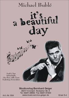 Its a beautiful day - Michael Buble