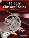 15 Easy Classical Solos