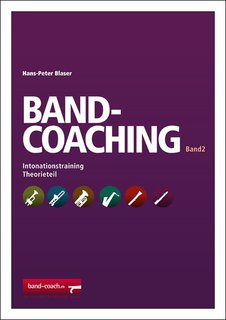 Band Coaching Band 2 für Brass Band: Intonationstraining (1./2. Horn in Es)