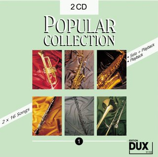 Popular Collection 1 (CD)