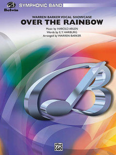 Over the Rainbow Over the Rainbow - Partitur