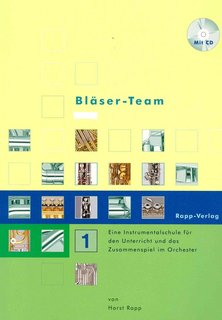 Bläser Team (Band 1) - Klarinette in B