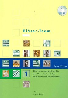 Bläser Team (Band 1) - Drum-Set/Percussion/Pauken