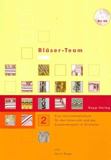 Bläser Team (Band 2) - Drum-Set/Percussion/Pauken