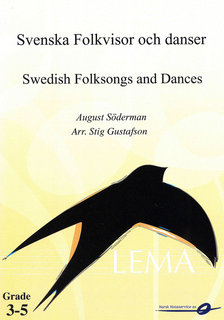 Swedish Folksongs and Dances (Svenska Folkvisor och Danser)