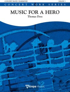 Music for a Hero - Partitur