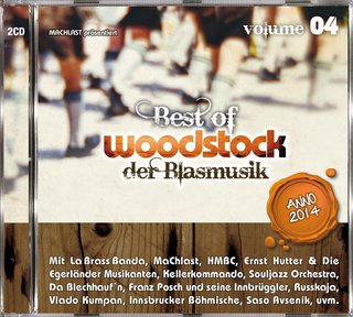 Best of Woodstock der Blasmusik Vol. 4