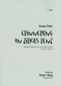 Erinnerung an Zirkus Renz - Noten für Blasorchester, Bücher, CDs ...