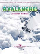 Avalanche! - Partitur