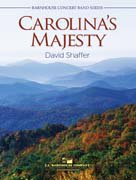 Carolinas Majesty - Partitur