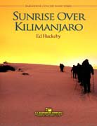 Sunrise Over Kilimanjaro - Partitur