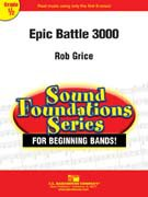Epic Battle 3000 - Set (Partitur + Stimmen)