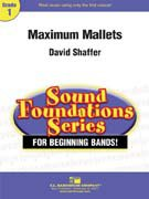 Maximum Mallets - Set (Partitur + Stimmen)