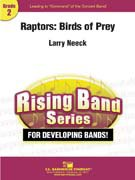 Raptors: Birds of Prey - Set (Partitur + Stimmen)
