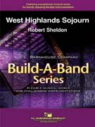 West Highlands Sojourn - Set (Partitur + Stimmen)