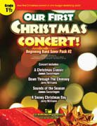 Our First Christmas Concert! - Set (Partitur + Stimmen)
