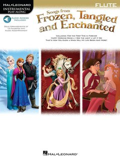 Songs From Frozen, Tangled and Enchanted - Flöte