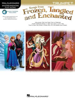 Songs From Frozen, Tangled and Enchanted - Trompete